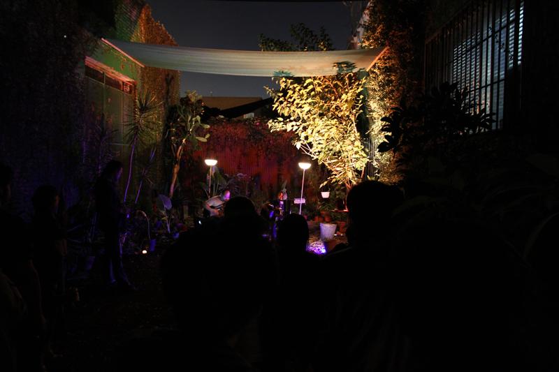 Infinite Extent of SOUND 2012 SMACKSOFT USA TOUR_Nov. 06th @ LA, Studio #5