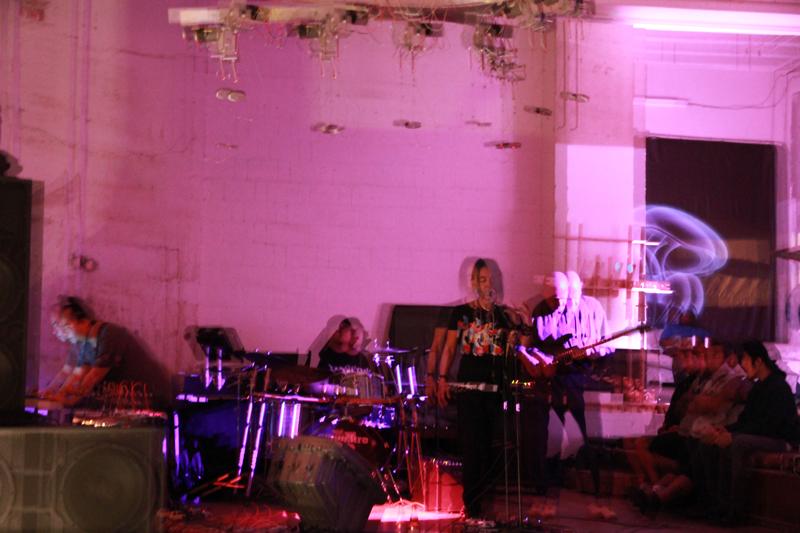 Infinite Extent of SOUND 2012 SMACKSOFT USA TOUR_Oct. 11th Live in LA @ MIA Gallery