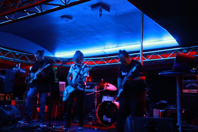 Infinite Extent of SOUND 2012 SMACKSOFT USA TOUR_Oct. 13th in Tijuana, mexico @ Black Box
