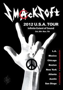 Infinite Extent of SOUND 2012 SMACKSOFT USA TOUR